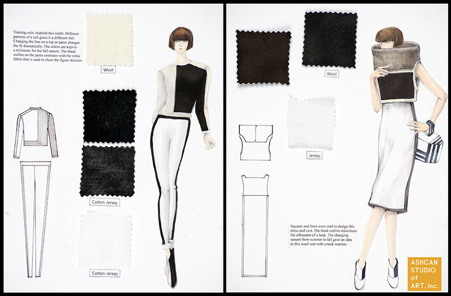 Pratt Fashion Design Requirements